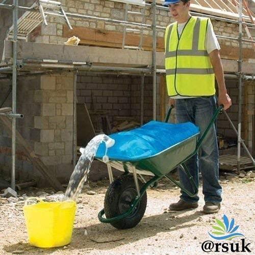 Wassersack für Baustellen geeignet