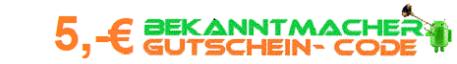 Gutschein Code 5€